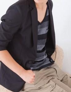 街コンの男の服装