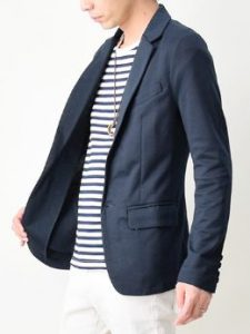 童顔男性の街コン用の服装