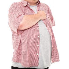 体重100キロ超え男の街コンファッション