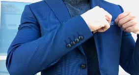 ジャケットの上にコート