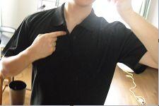 glimmer4.4オンスドライポロシャツのレビュー