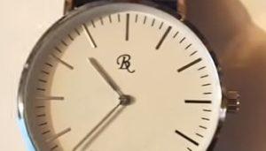 街コンに100均腕時計で参加