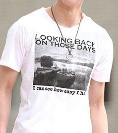 街コンとTシャツ