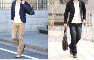 4月の街コンにおすすめの男の服装