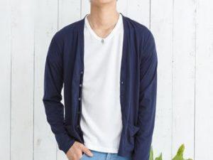 陶芸コンの男の服装