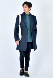 12月の街コン用男の服装