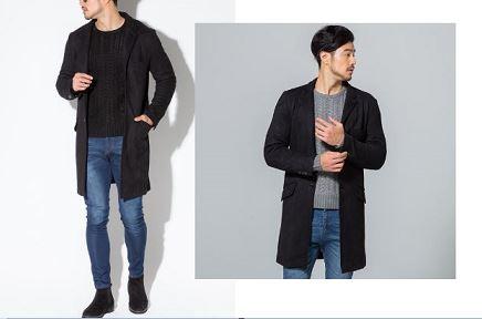 2月の街コン用の男の服装