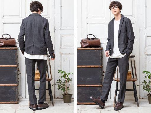 街コン用の男の服装はジャケットがおすすめ