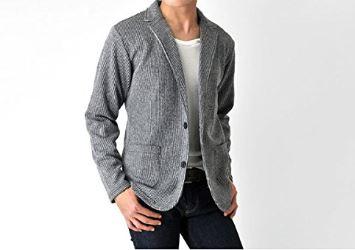 街コンの男性の服装におすすめのジャケットコーデ