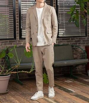6月の街コンにおすすめの男の服装