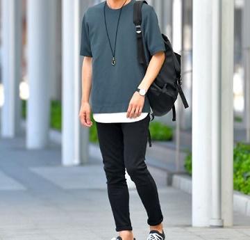 7月の街コンにおすすめの男の服装