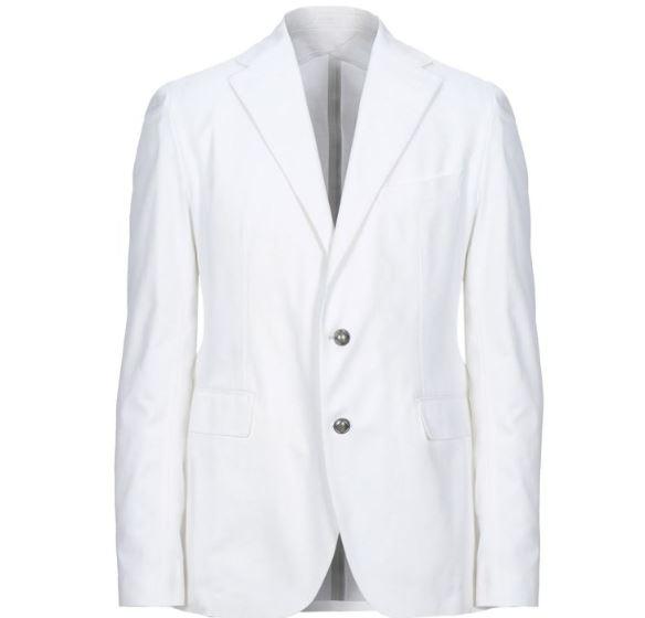 タリアトーレの白いテーラードジャケット