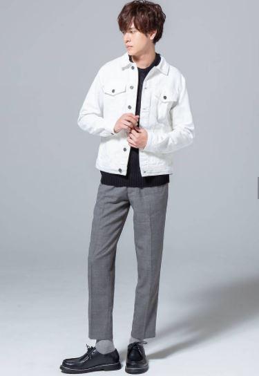 10月の街コンにおすすめの男の服装