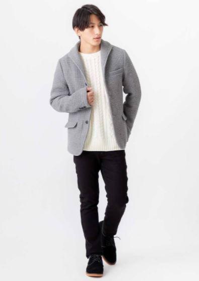 1月の街コンにおすすめの男の服装